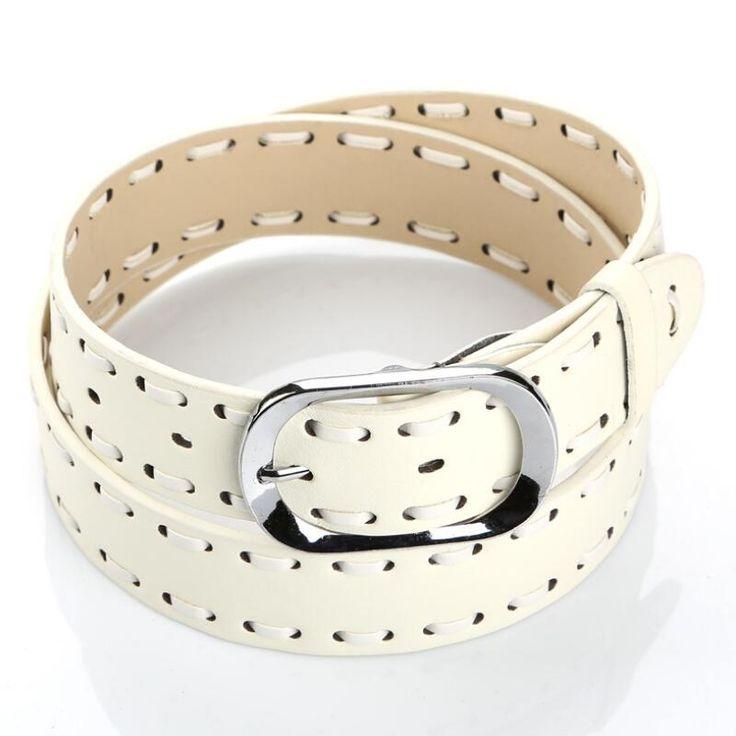 Aliexpress.com: Comprar 2016 mujeres cinturones de lujo Retro de alto grado del ocio aguja diseño de la hebilla de alta calidad mujeres con los cinturones mujeres de hebillas de correa para las niñas fiable proveedores en gang xin 's store