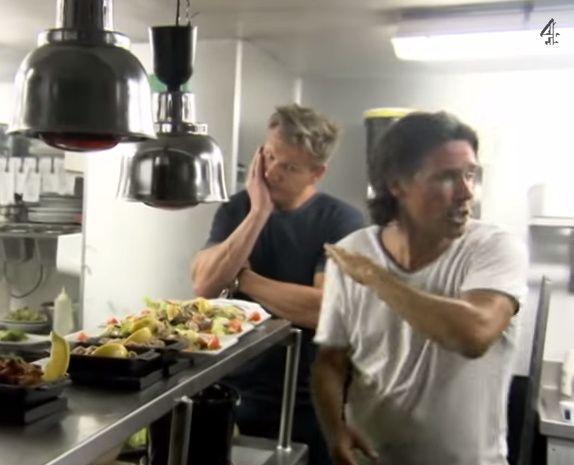 Costa Del Nightmares Le Deck Closed Chef Gordon Ramsay