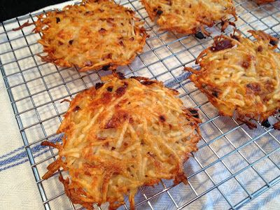 Cats On The Homestead: Baked Hash Browns