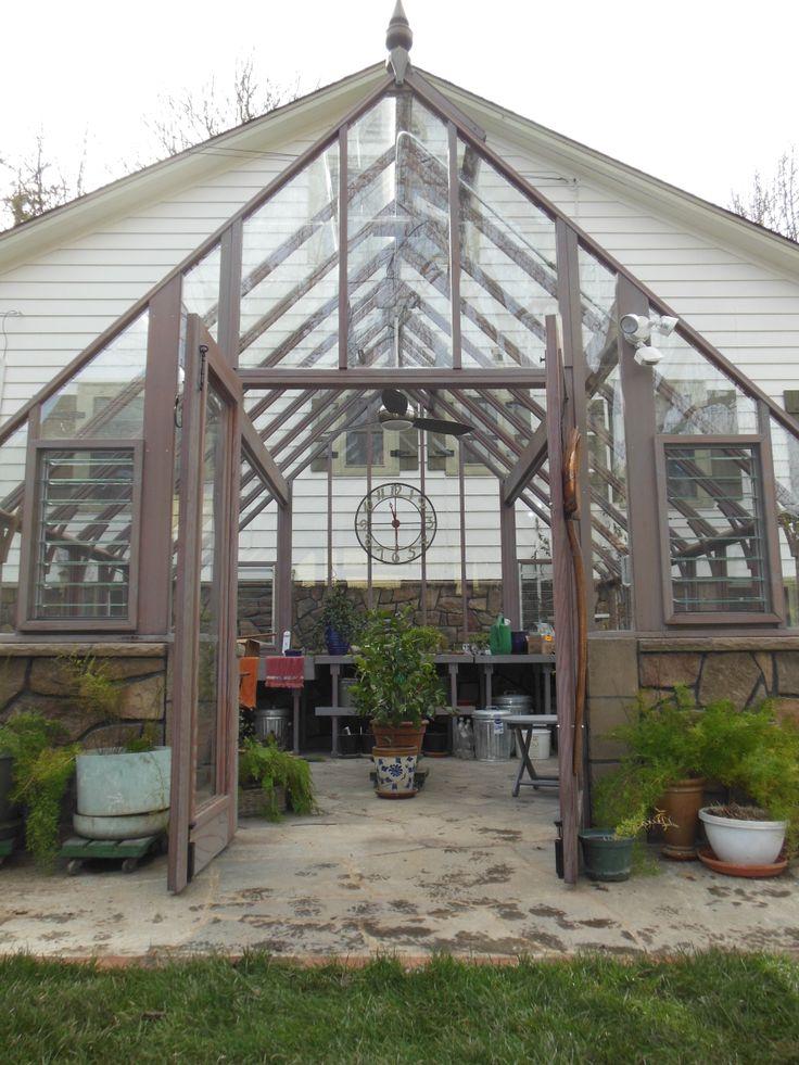 Redwood Greenhouse Kits