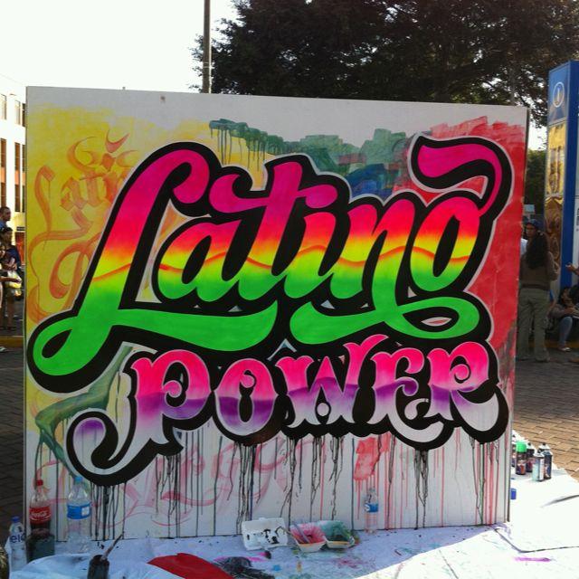 #Latino #Latism #Latina