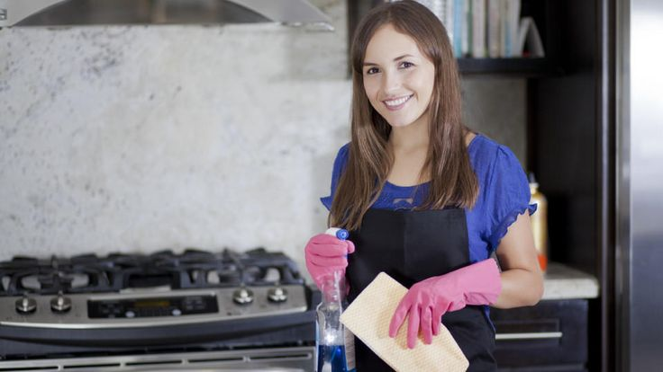 Stiftung Warentest testet Küchenreiniger: Dieser Fettlöser wirkt am besten