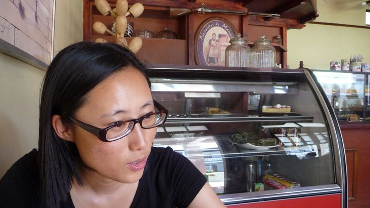Yeji waxes lyrical about life and coffee in Alajuela, San José.