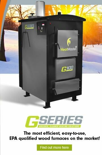 Get unlimited free heat and unlimited hot water. Purchase a HeatMaster SS outdoor wood furnace and eliminate your heating bill today.