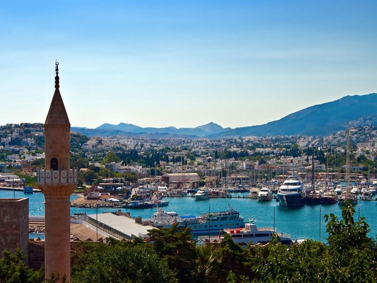 Turkey with all the trimmings: Bodrum's new upmarket appeal - a favourite with power couples since Antony and Cleopatra
