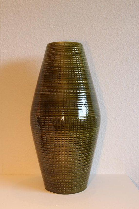 Best Green Vases Ceramic Sculpture Mantel Images On - Ceramic tall floor vases