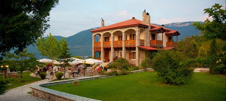 Studio Merses Hotel, Micro Horio, Karpenisi: home sweet home