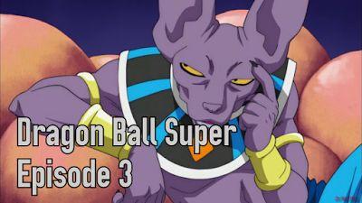 Myidmov: Dragon Ball Super Episode 3 Subtitle Indonesia