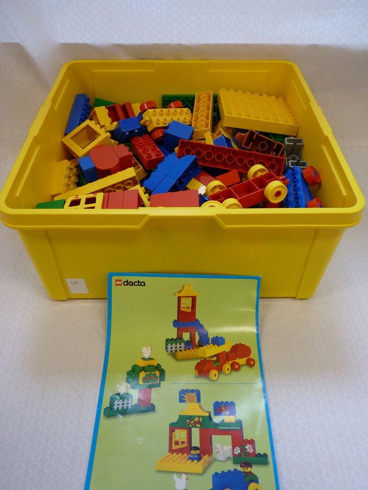 Titre: [Lego Dacta 9080].  Cote: JEU 3152