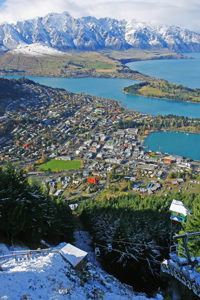 intothegreatunknown: This is Queenstown