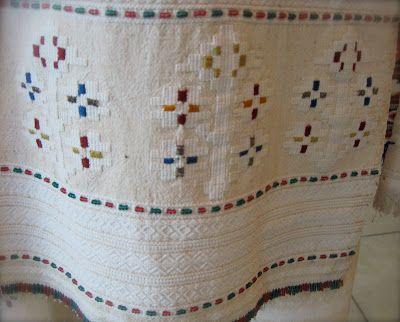 martha's vienna: Beautiful Romanian Embroidery