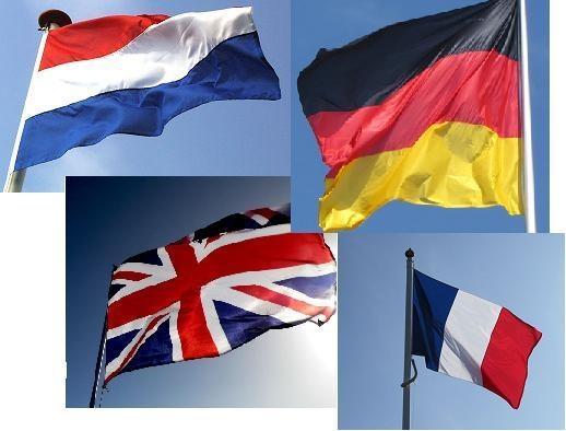 Nederlands is mijn moedertaal en Engels spreek ik vloeiend. In het Duits en Frans kan ik me verstaanbaar maken. In het Duits net iets makkelijker dan in het Frans.