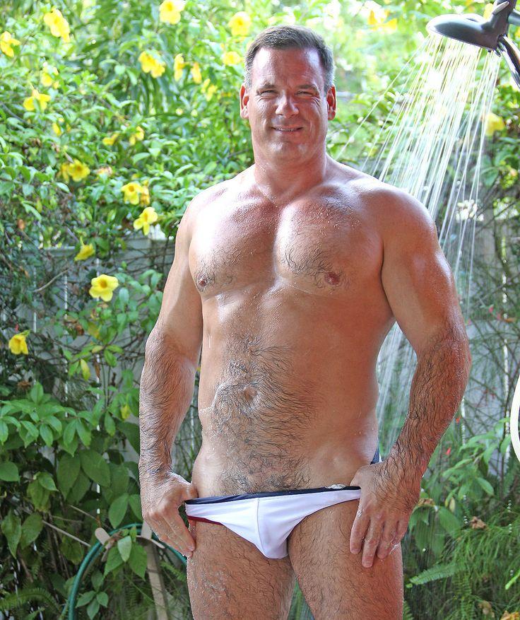 Bear men amateur galleries gay chris back 7