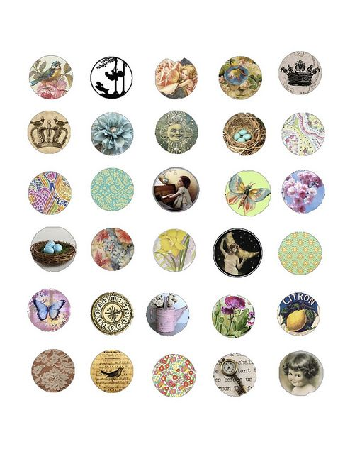 Free Vintage Bottle Cap Images