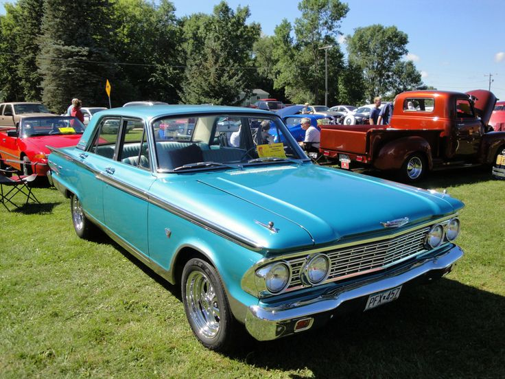 1962 - Ford Fairlane 500 - front side