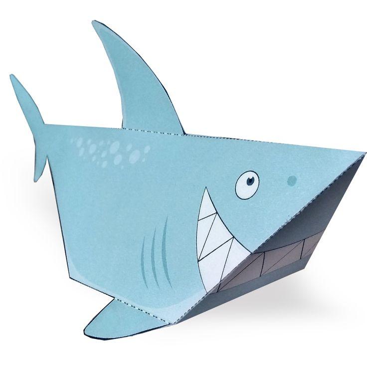 производит картинки акула схемы из бумаги юар время