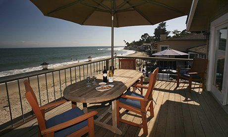 Miramar Beach Retreat, Montecito, California