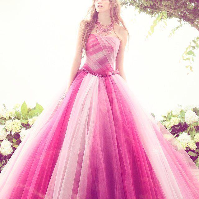 360°あなたに恋する、KIYOKO HATAのドレスコレクション* | marry[マリー]