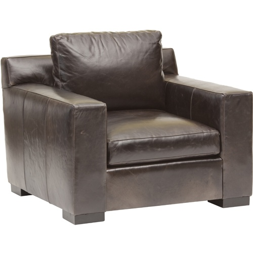 Troy Leather Chair* $1,349.00