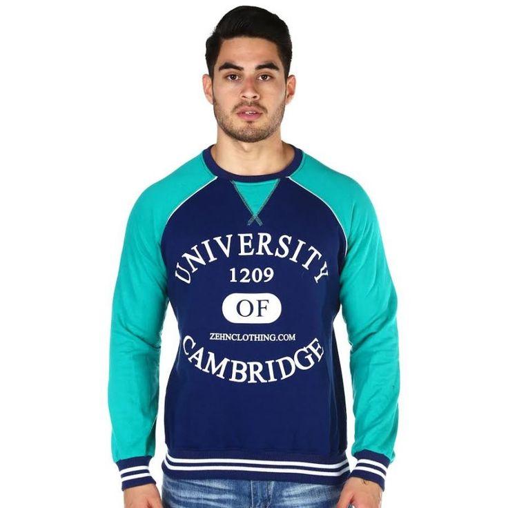 Compra Zehn Clothing - Polera Hombre University - Acero online ✓ Encuentra los mejores productos Hombre Zehn Clothing en Linio Perú ✓