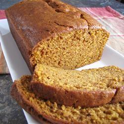 Absolutely fabulous bread recipe - healthy pumpkin bread