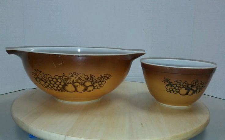 56 best Pyrex Mania images on Pinterest | Bowls, Serving bowls and Blue