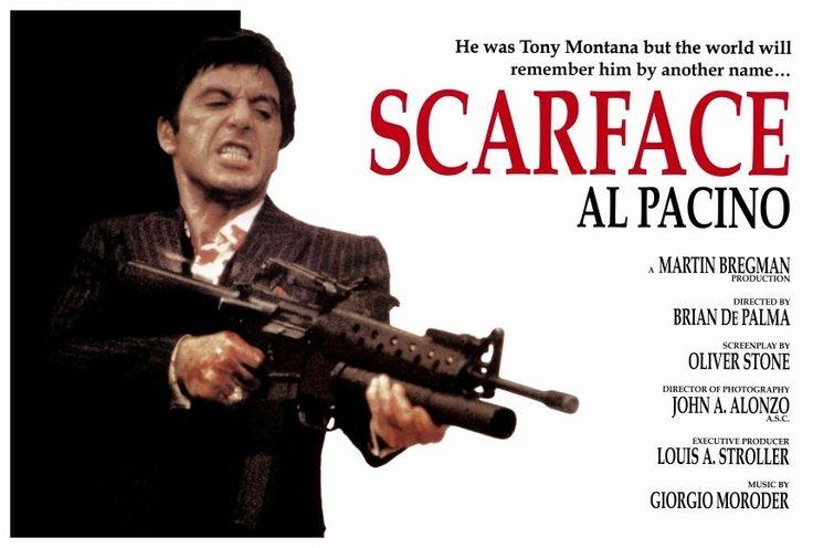 scarface film - Google Search Cuban Miami Crime Scene