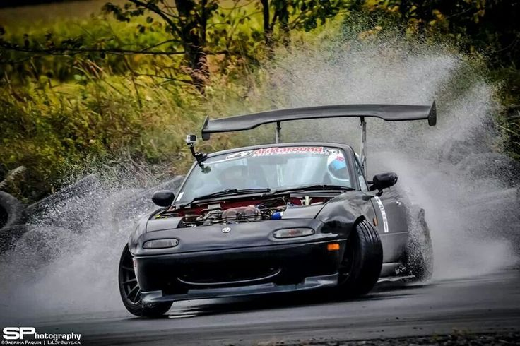 Big Wing For A Miata Cool Rides Amp Drives Pinterest Wings