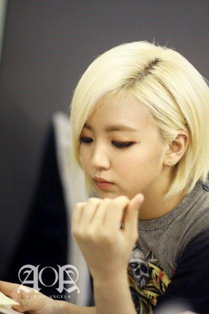 AOA: YouKyung ---nin---