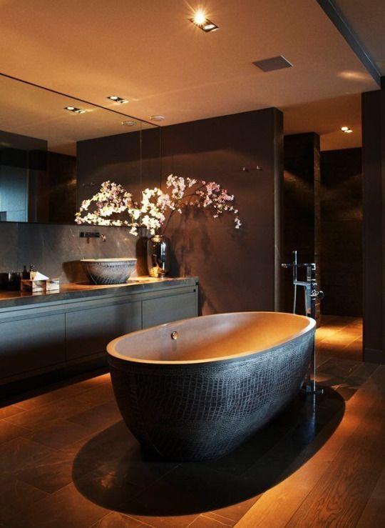 30 Fantastic And Irresistible Bathroom Ideas With Bathtub