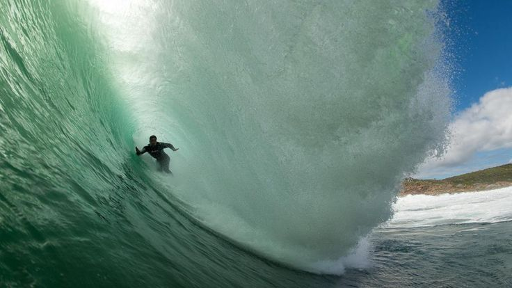 Video: Meet your favourite surfer's favourite surfer, Jay Davies, in Made In Australia. http://win.gs/1dCSSV3