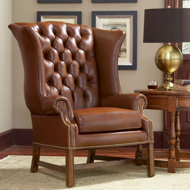Awesome Stickley Living Room Huron Chair, Classic And Regal.