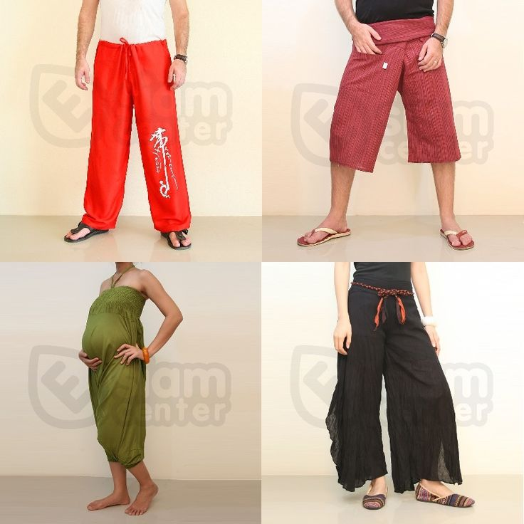 We give a complete break-down of the different types of outfit available in the market and the types that you absolutely must have. http://esiamcenter.com/ #pants #men #women
