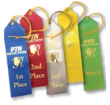 2015-16 PTA Reflections Awards: Certificates, Trophies, Medallions, Stickers, Ribbons for your PTA or PTSA.