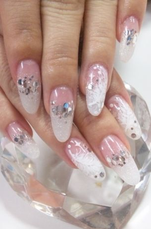 oltre 25 fantastiche idee su french manicure colorata su pinterest