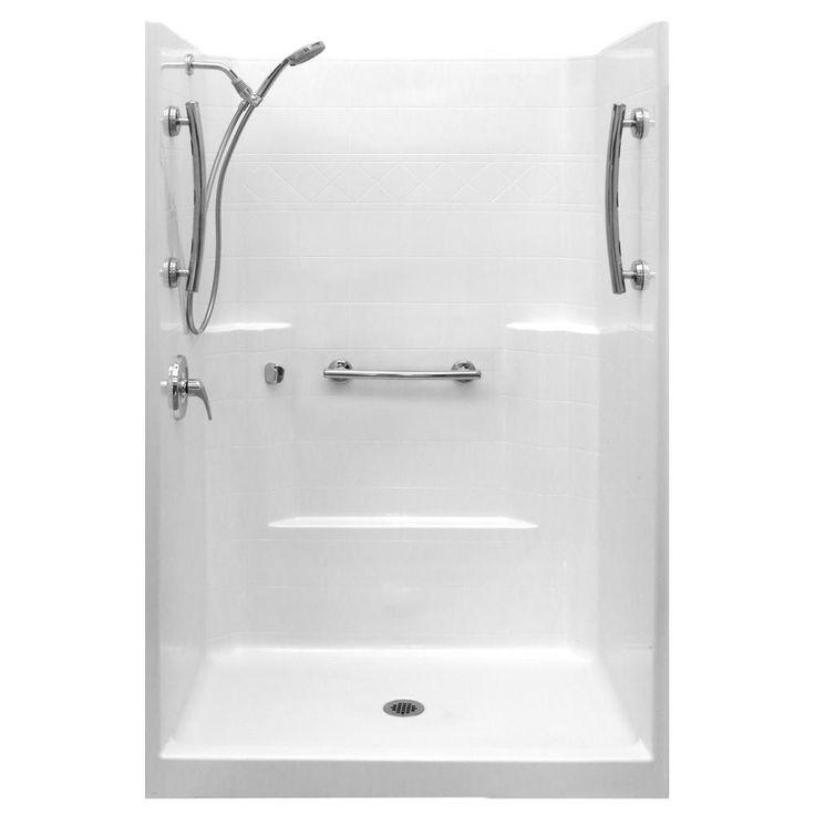 1000 Ideas About Fiberglass Shower Stalls On Pinterest
