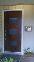 """My Crestview Door """"Carlysle"""""""