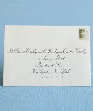 The 25 best Addressing wedding envelopes ideas on Pinterest