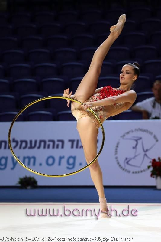 Ekaterina Selezneva Russia, Holon 2015  Artistic -3333