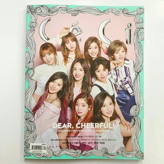 READY STOCK CECI Another Choice (2017.04) B - IDR240000 . Detail: 258 halaman (twice btob ioi doyeon etc) twice folded poster . Check #blidaalbum . #twice #once #twicealbum #twicett #dahyun #jihyo #nayeon #chaeyoung #mina #momo #sana #jungyeon #tzuyu #kpopers #kpop #kpopalbum #albumkpop #kpopalbummurah #albumkpopmurah #albumkpopori #albumkpopshop #kpopalbums #twicealbum #albumtwice #jypnation #jypentertainment #jypent