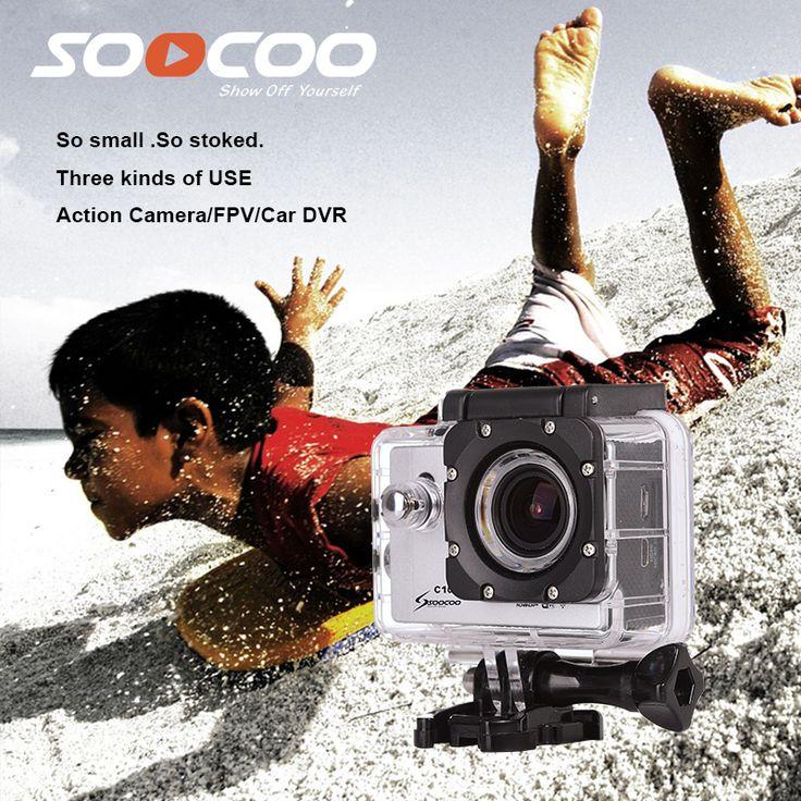 SOOCOO C10 EYLEM KAMERA