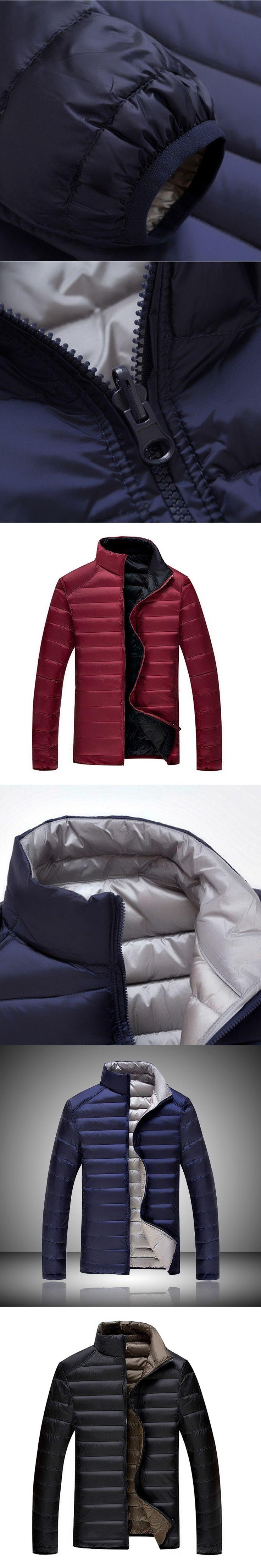 Autumn Winter Hot Sale 2017 New Mens Jacket Plus Size Jacket Men Fashion Coats Casual Outerwear Warm Jackets Men YRF-001