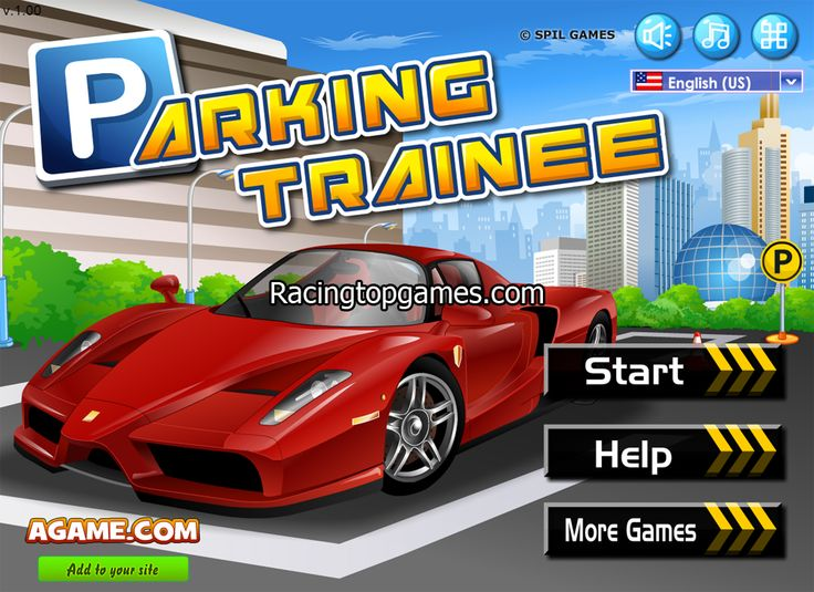 play bus racing games