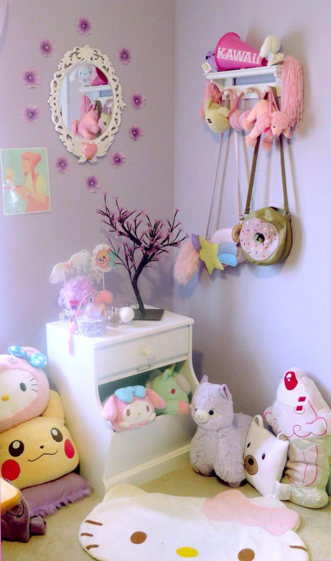 Tumblr fairykeiheaven Kawaii BedroomNice