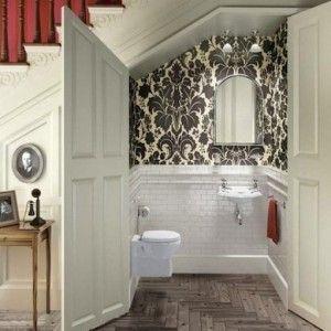 10 petites salles de bains qui vont vous étonner