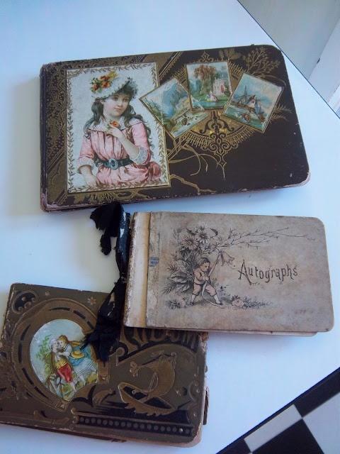 103 best images about vintage autograph books on pinterest