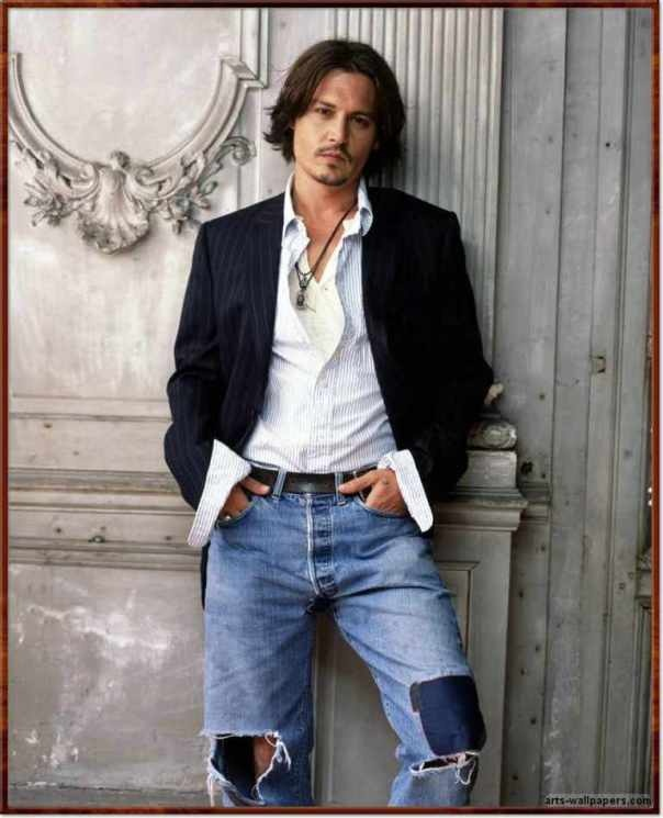 johnny depp in a suit | What is HOT now? In fashion, in men, in personal style, in life ...