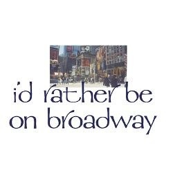 I know it's today!    If your a theatre geek you'll get it;)