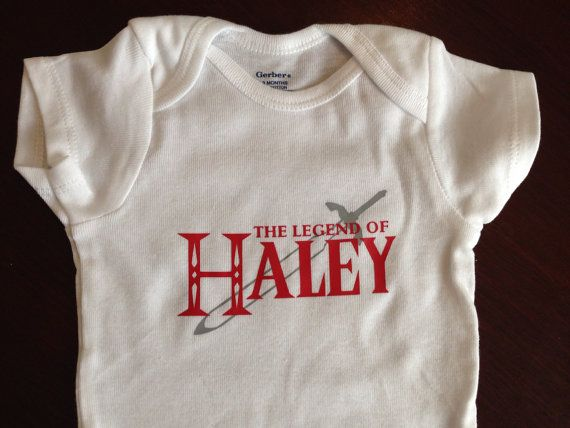 I HAVE to get one with baby's name since the nursery will be LoZ themed >>