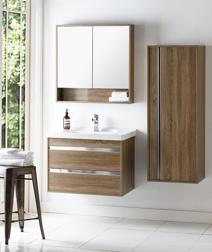 Hutton Single Vanity and Cabinet
